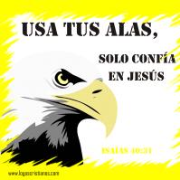 Isaías 40-31 Amarillo